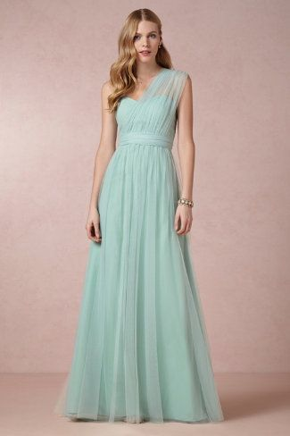 Annabelle Dress from BHLDN - lovely new convertible style option from BHLDN for those of you still looking for bridesmaid dresses :)
