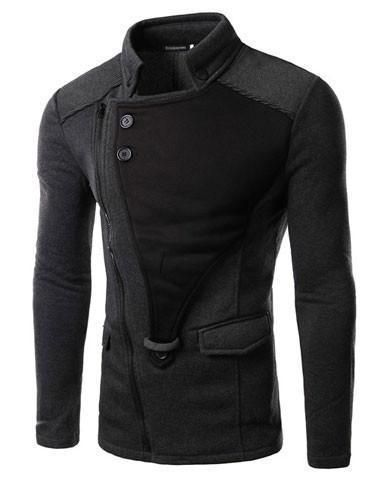 The new Hux coat is designed for those with true presence. Wear this with confidence as would any first world General.