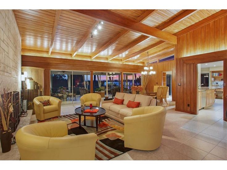 This Sarasota School Of Architecture Home Is SOLD Designed By Carl Vollmer It Boasts High