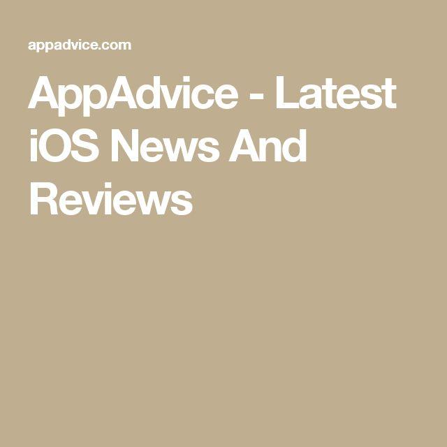 AppAdvice - Latest iOS News And Reviews