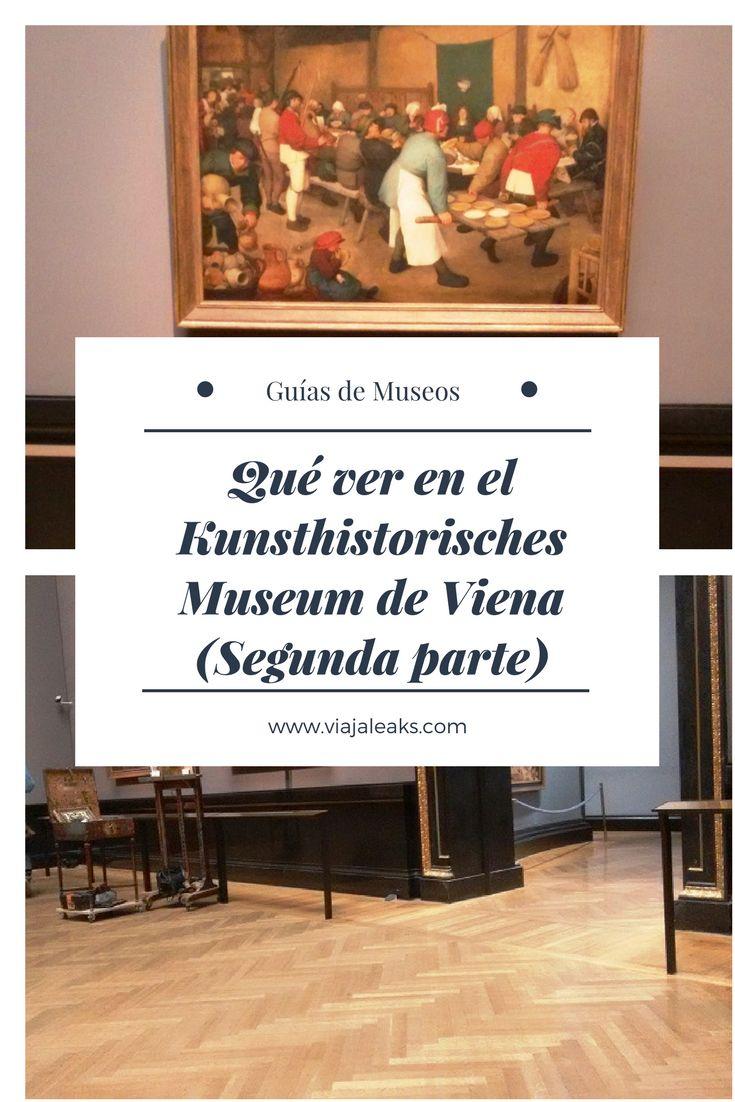 En esta segunda parte sobre el Kunsthistorisches Museum de Viena vas a ver qué …