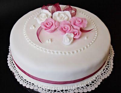 Citromhab: Születésnapi torta