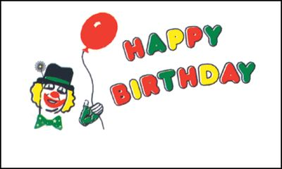 Birthday Clowns Animated Gif Images Collection for Wishes | Happy Birthday Gif