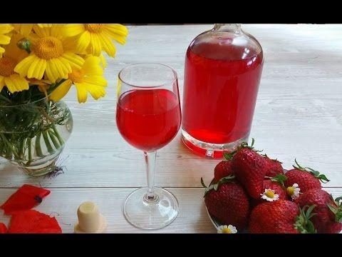 Un viandante in cucina: Ricetta fragolino,Liquore alle fragole, buono e gu...