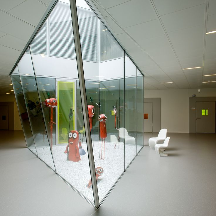 Image 8 of 15 from gallery of Children's Clinic Wildermeth / bauzeit architekten. Photograph by Yves André