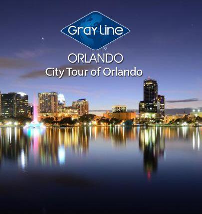 City Tour of Orlando - Orlando Fun Tickets - 1