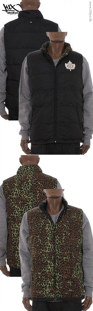 K1X Vest / Reversible Bodywarmer