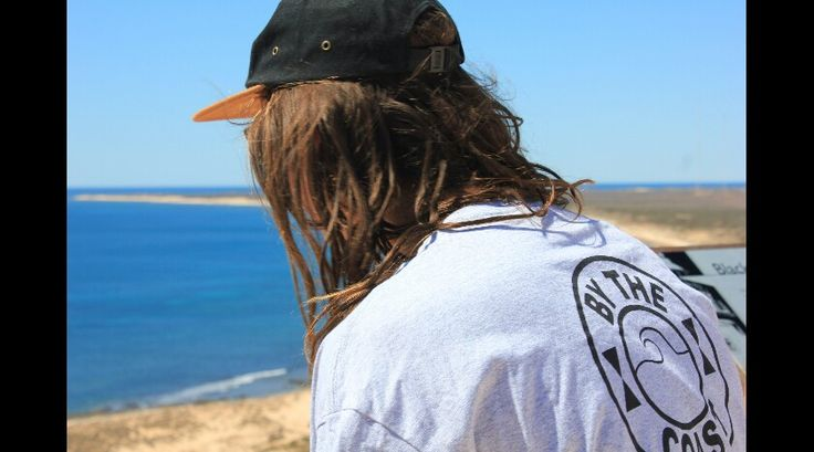 ~By The Coast Clothing Co~  Screen printed by hand the way it should be.