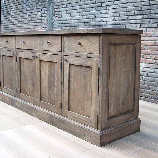 Teak Wood Buffet ~ Top ideas about timber furniture on pinterest