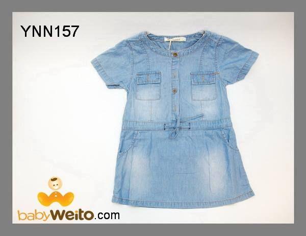 YNN157  Dress fersunni jeans  Warna sesuai gambar  IDR 185*  BCA 6320-2660-58 a/n HENDRA WEITO MANDIRI 123-00-2266058-5 a/n HENDRA WEITO PANIN 105-55-60358 a/n HENDRA WEITO  Telp :021-9388 9098
