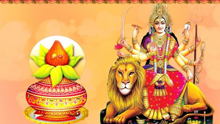 #durga #durgapuja #navratri #navratripuja #navratripujacelebration #simplenavratripuja #navratripujavidhi - How to Do Simple Navratri Puja At Home | Procedure & Preparation for Durga Puja at Home Step By Step