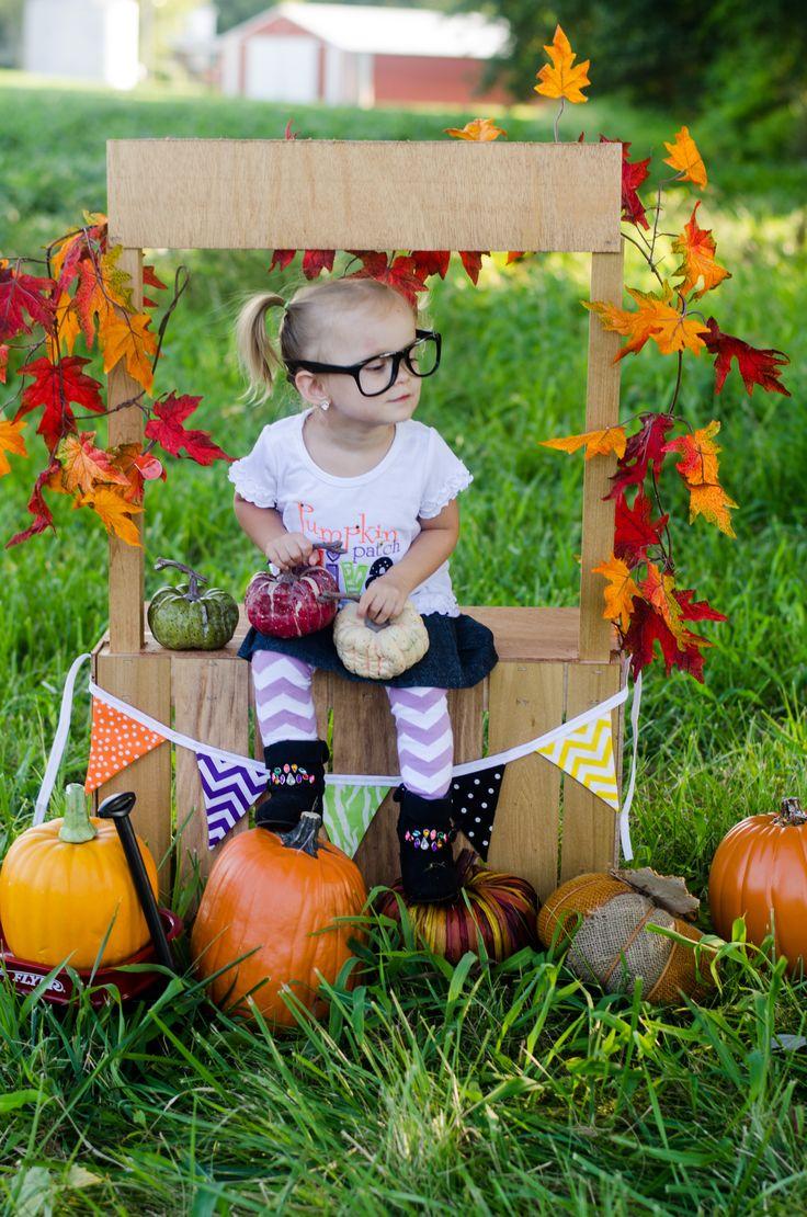 Mini pumpkin stand :-)