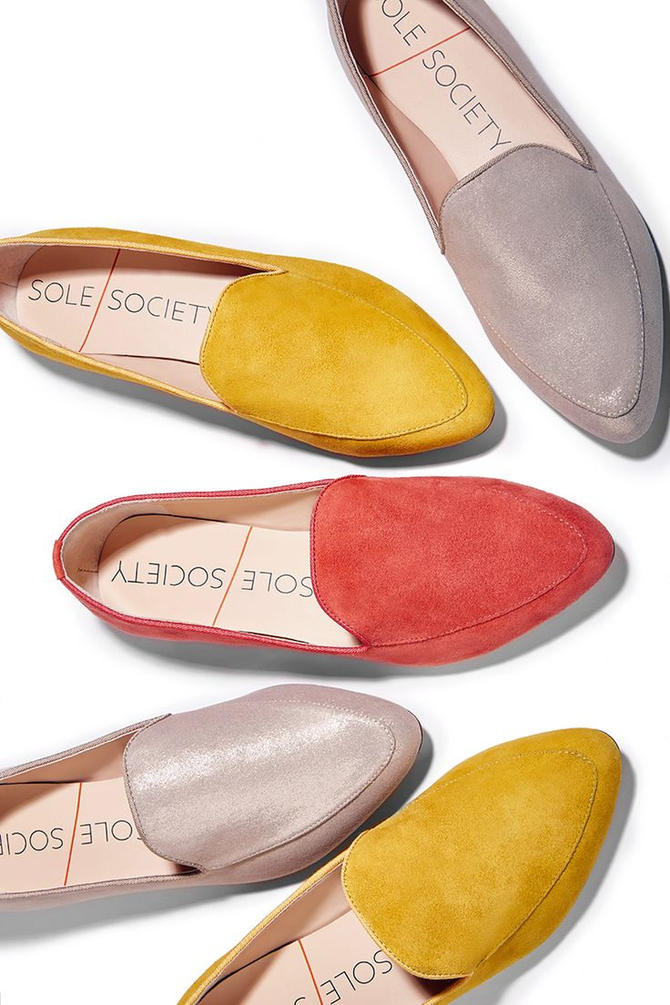 Comfortable smoking slippers that look incredible with denim and dresses | Sole Society Sean