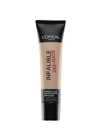 Base Maquillaje Infalible 24H-Mate L'Oréal Paris