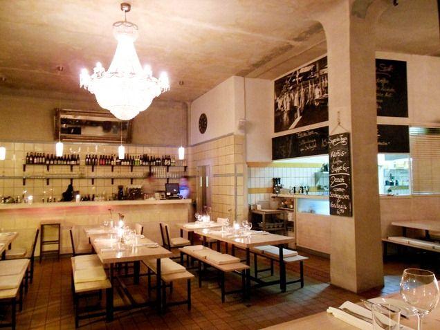 The Fleischerei Berlin: Schnitzel hotspot at the Schönhauser Allee in Prenzlauerberg