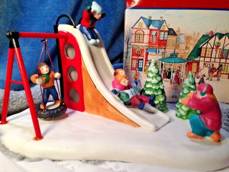 Sears Christmas Village - Every Village Need One Amazing Luxury ...