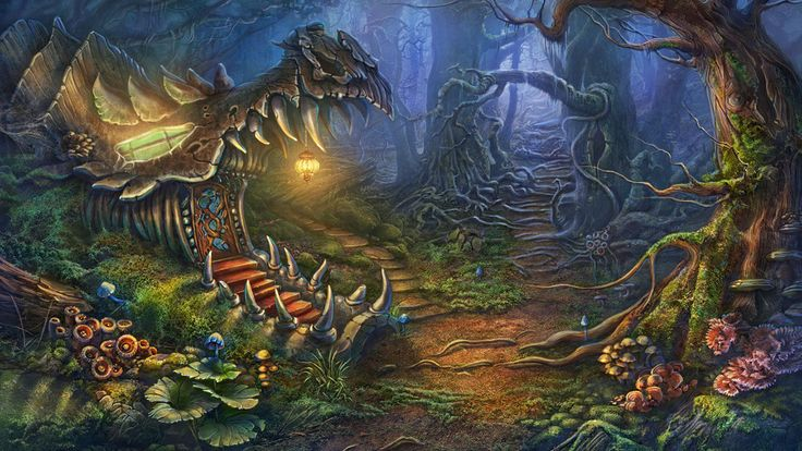 """Check out this @Behance project: """"Hidden Object Games"""" https://www.behance.net/gallery/22630365/Hidden-Object-Games"""
