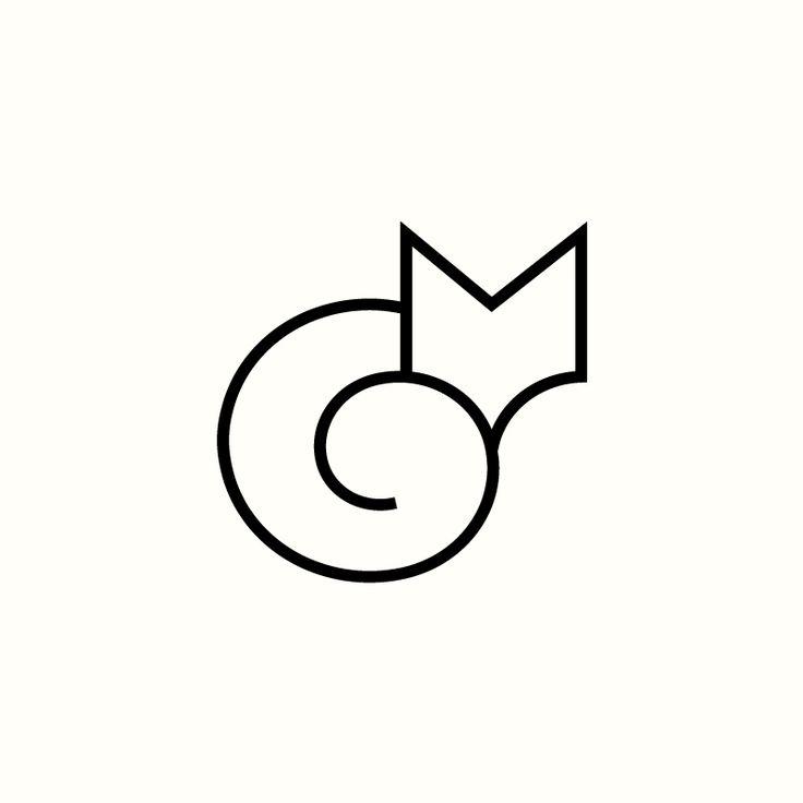 Montana Good Life designed by Richard Baird. #logo #branding #fox