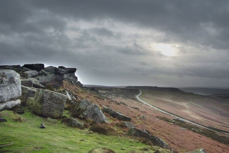 Stanage Edge, England | 17 Jaw Dropping British Hikes You Must Do Before You Die