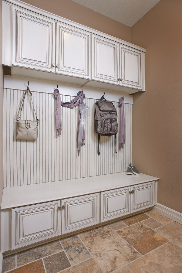 Mudroom Storage Helps Cut Coat Clutter! | Richmond American Homes ~ Harmon  Model Home In