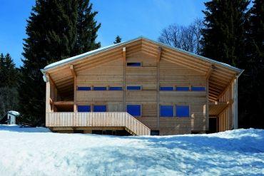 CONSTRUCTIVE ALPS 2015 + BUILT IN SWISS MOUNTAINS / V RÁMCI PROJEKTU POSTAVENO V HORÁCH, Brno