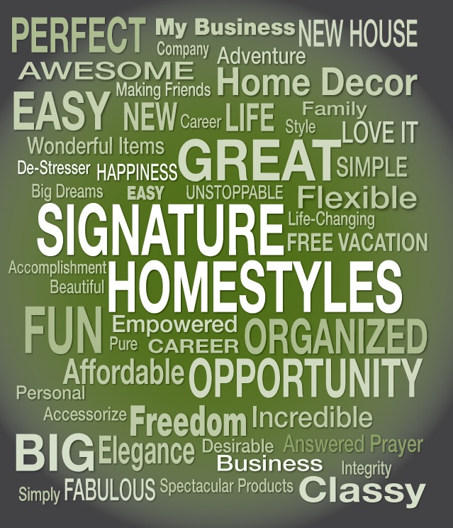 8 best images about signature homestyles on pinterest for Signature homestyles