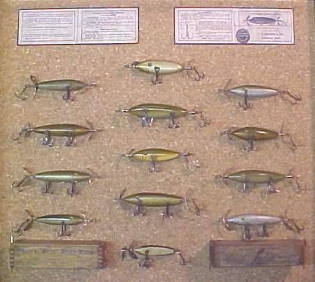 73 best images about vintage fishing on pinterest river for School of fish lure