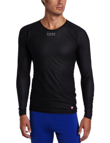 Gore Running Wear Men's Essential BL Windstopper Thermo Shirt - Long (Black, Medium) Gore Running Wear,http://www.amazon.com/dp/B006WKOB1Q/ref=cm_sw_r_pi_dp_LHLEtb08D5VY5V9E