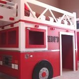I want to make this for Kamden's room: The White, Home Projects, Boys Rooms, Fire Trucks Beds, Bunk Bed, Boys Beds, Loft Beds, Diy Projects, Kids Rooms