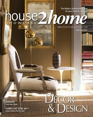 Charmant House2home Showcase   Phoenix, AZ   January 2017 Edition House2Home  Showcase Offers A Complete Resource