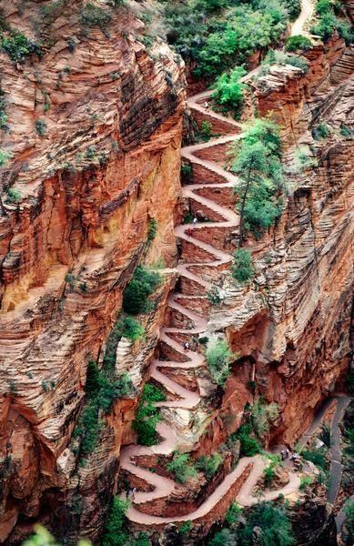 Walter's Wiggles - Zion National Park UTAH