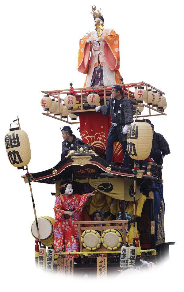 川越祭 山車総覧 -2 :2012年秋号:川越専科