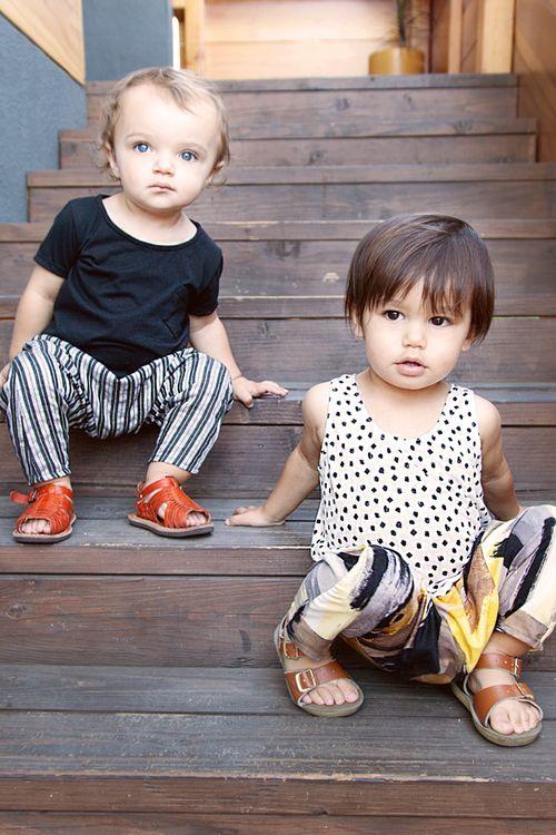 Mix and match. #designer #kids #fashion