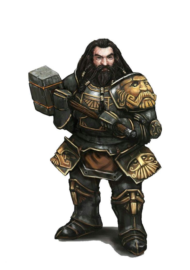 Male Dwarf Fighter Cleric #Pathfinder #DnD #5e #d20 #PFRPG #fantasy | Dnd paladin, Pathfinder ...