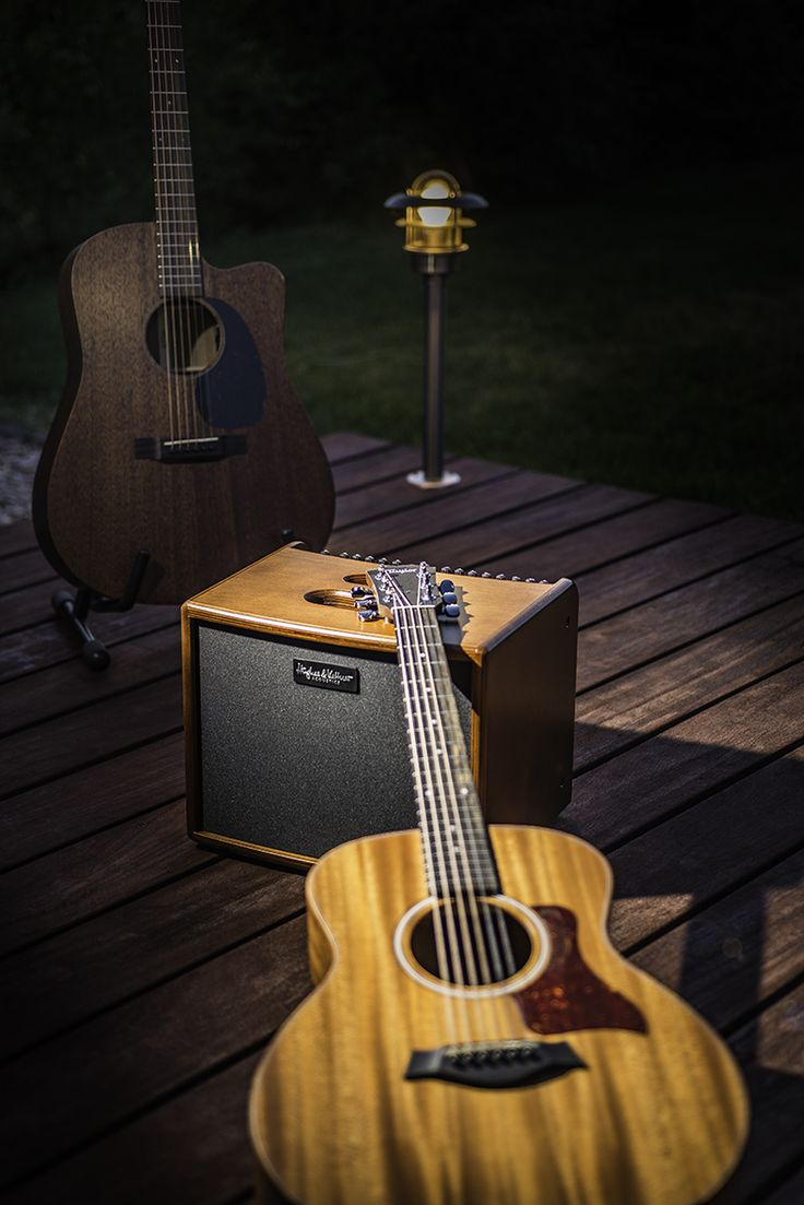 Introducing era 1, the new acoustic amplifier from Hughes & Kettner!