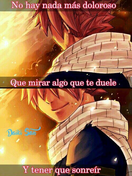 Daiki San Frases Anime No hay nada más doloroso