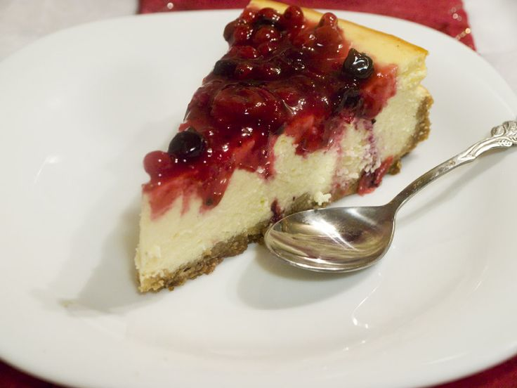 Lectia de gatit: Cheesecake
