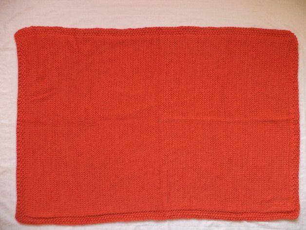 Pin Auf Handgestrickte Decke Hand Knitted Baby Blanket