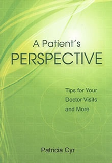 A Patient's Perspective: Tips For Your Doctor Visits and More (I haven't read this yet, but plan to!) The book also examines - obstacles to handicapped parking, handicapped parking advocacy, invisible illnesses such as multiple sclerosis, heart disease, lung disease, fibromyalgia, reflex sympathetic dystrophy, and other chronic conditions in relation to handicapped parking. $14.95 - has a bunch of 5 Star reviews