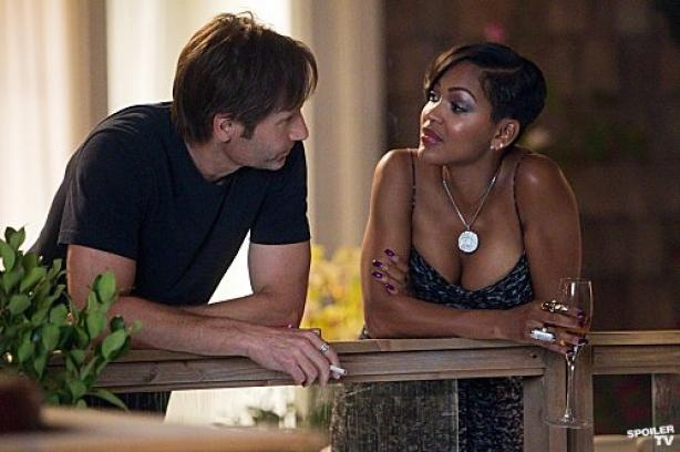 Hank Moody Is One Brilliant Meagan Good On