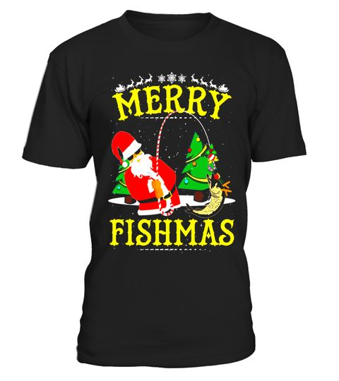"""# Merry Fishmas T-shirt Awesome Santa Funny Fishing Lover .  Special Offer, not available in shops      Comes in a variety of styles and colours      Buy yours now before it is too late!      Secured payment via Visa / Mastercard / Amex / PayPal      How to place an order            Choose the model from the drop-down menu      Click on """"Buy it now""""      Choose the size and the quantity      Add your delivery address and bank details      And that's it!      Tags: TRENDTS&0P A cool design…"""