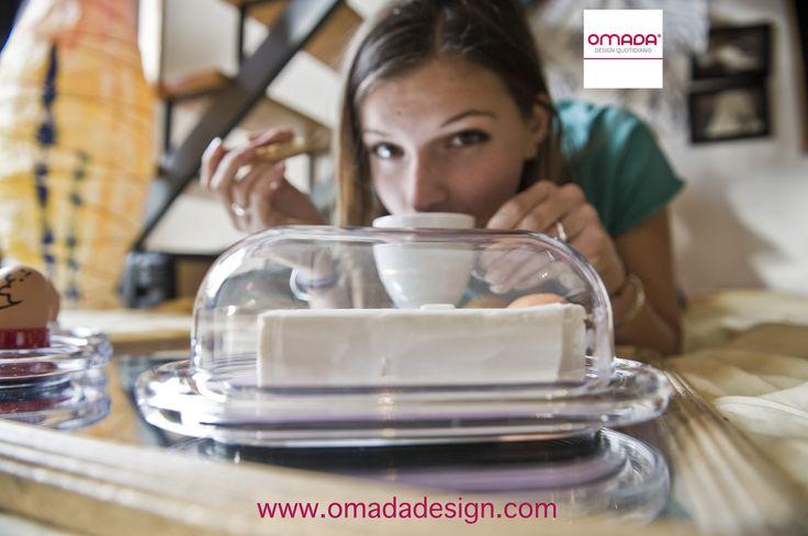 #Burro #Butter #Burriera #Design by #Omada.