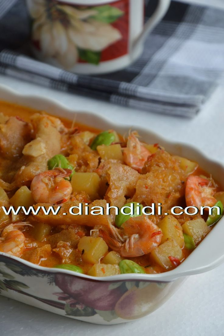 Diah Didi's Kitchen: Sambel Goreng Kentang & Krecek Ala Semarang
