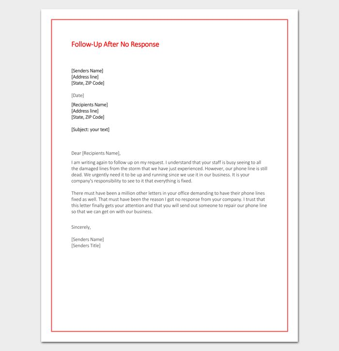 48 best Letter Templates - Write Quick and Professional images on - business letter template word