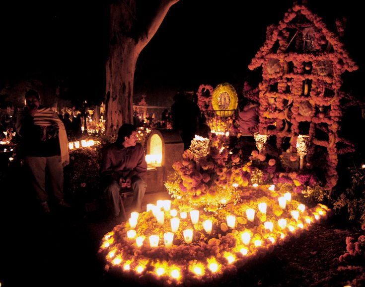 day of the dead | Day of The Dead Celebrations in Michoacan (Part 1) « Mexatua Real ...