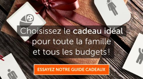 YP Shopwise - Le Cahier - Gift Finder