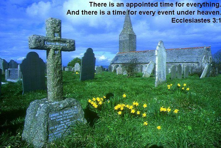 Ecclesiastes 3 : 1