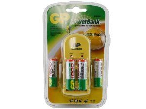 Kodak 35 MD AA NiMH Rechargeable GP Battery with Charger by GP. $15.50. Kodak 35 MD AA NiMH Rechargeable GP Battery with Charger