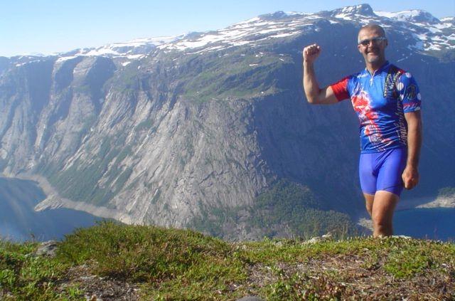 Norvégiában, 2009. nyarán