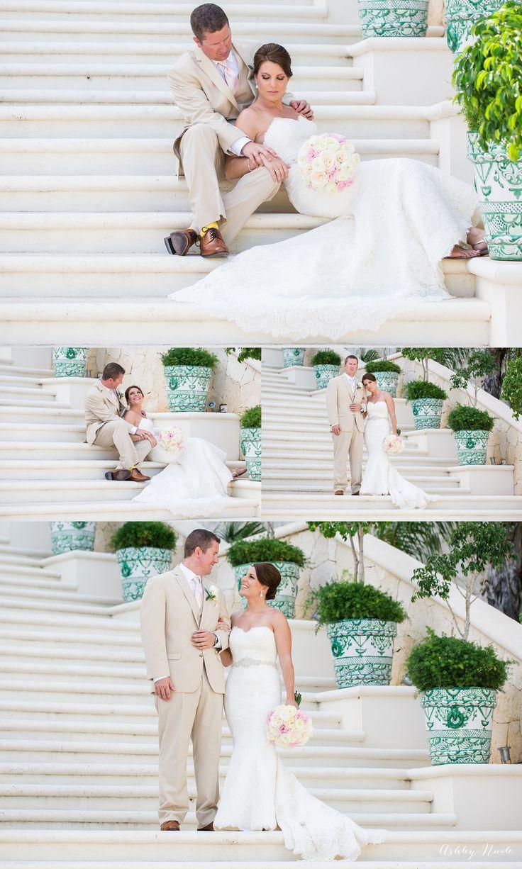 Mr. and Mrs. Goebel | Secrets Maroma | Riviera Maya/Cancun Destination Wedding